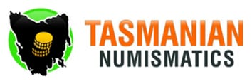 Tasmanian Numismatics Logo