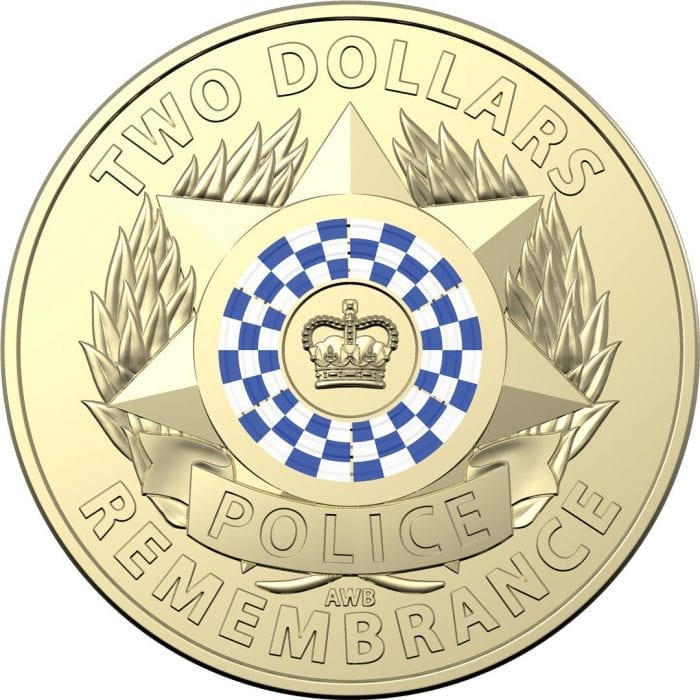 2019-$2-Police-Remembrance-Coloured-Circ-Coin